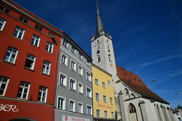 Wasserburg am Inn - Marienplatz