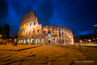 The Colosseum | by reubenteo