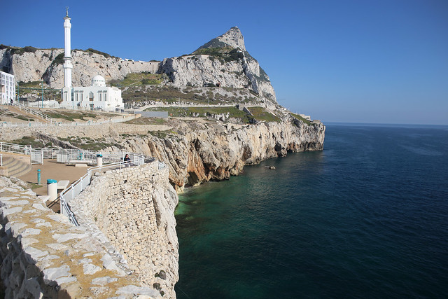 View from Europa Point, Gibraltar