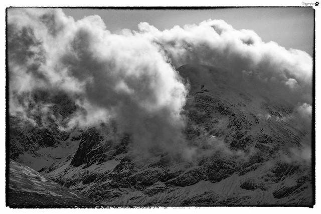 Angry mountain