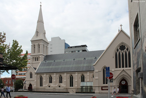 Saint Patrick's Cathedral, Auckland | by philippeguillot21