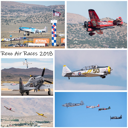Reno Air Races 2018 | by DreyerPictures (14 million views - Thank You!)