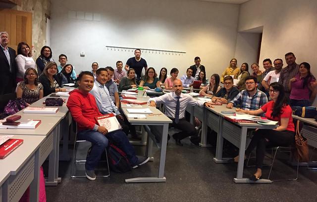 Embajadores UNIMINUTO - Movilidad internacional Universidad de Salamanca - España