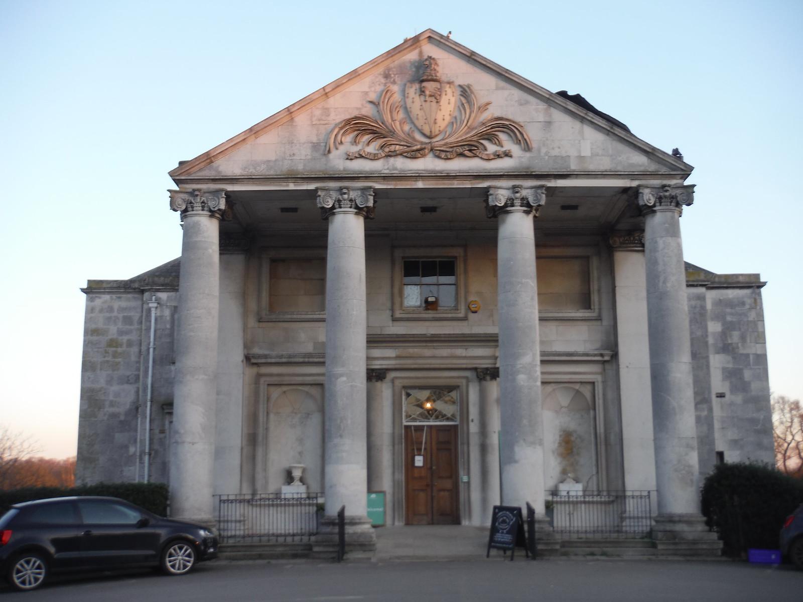 Beckenham Place (Pallatian Mansion) SWC Short Walk 36 - Waterlink Way (Lower Sydenham to Greenwich) [Ravensbourne Start]