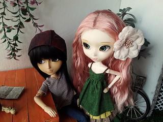 Joel y Tessy (Yuki canguro) 14   by Lunalila1