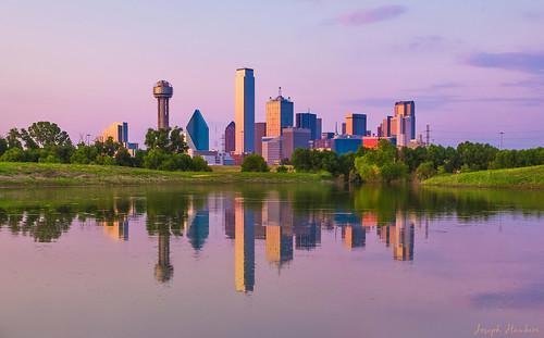 Dallas Trinity Reflection