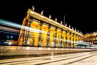 Bordeaux de nuit | by Sébastien Lallemand
