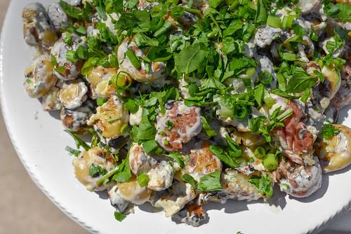 Smashed Potato Salad | by joshbousel