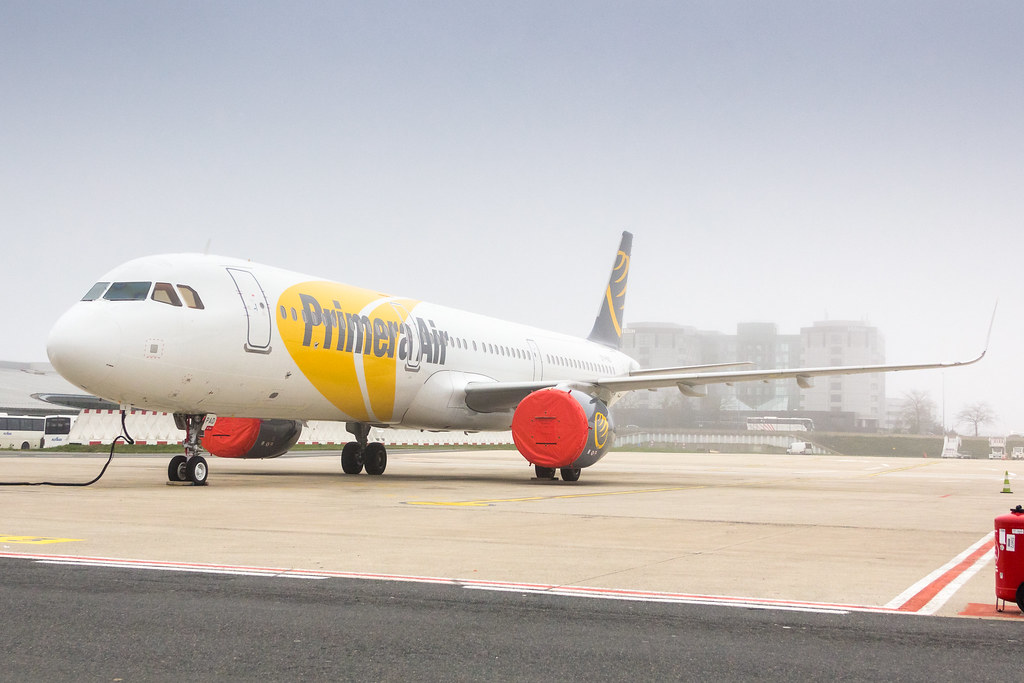 CDG - Airbus A321-251N (OY-PAD) Primera Air Scandinavia