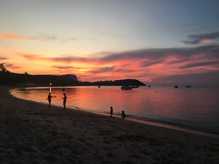 コサムイ Koh samui Sunset | by soma-samui.com
