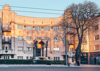 Modernism architecture   Kaunas   by A. Aleksandravičius
