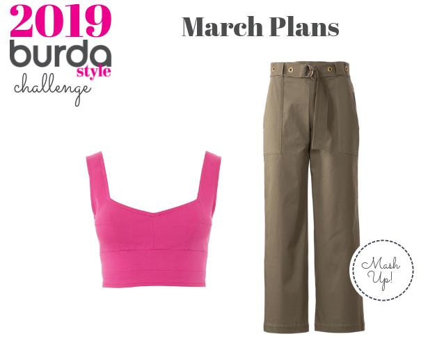 March Meg Plans