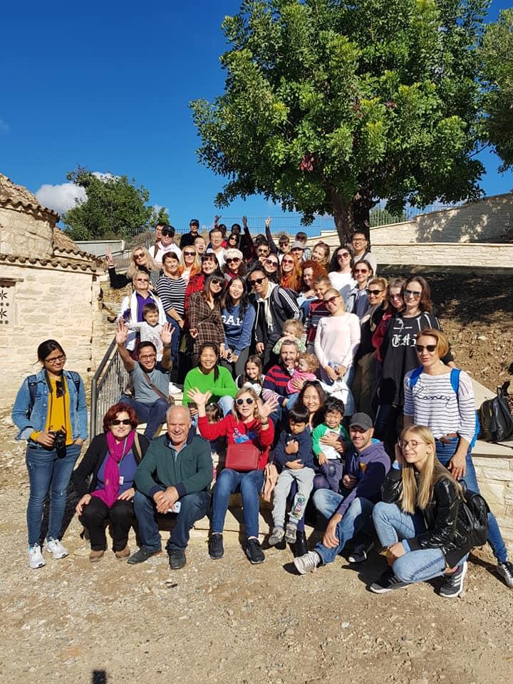 Εκπαιδευτική Εκδρομή σε Πραστειό και Ανώγυρα – Δήμος Αγίου Αθανασίου (1.12.2018)