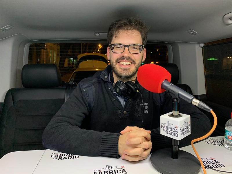 La Fabrica de Radio Todo ira bien Fran Izuzquiza Paco Cremades