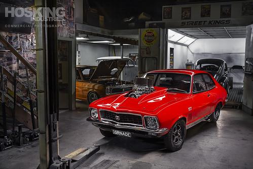 Stephen Sherry's Holden LJ GTR Torana   by HoskingIndustries