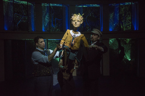 Pinocchio at The House Theatre of Chicago 2019 | by thehousetheatre