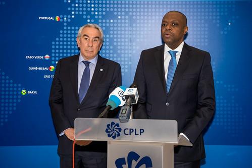19.04. Assinatura Memorando de Entendimento entre CPLP e Governo de Moçambique