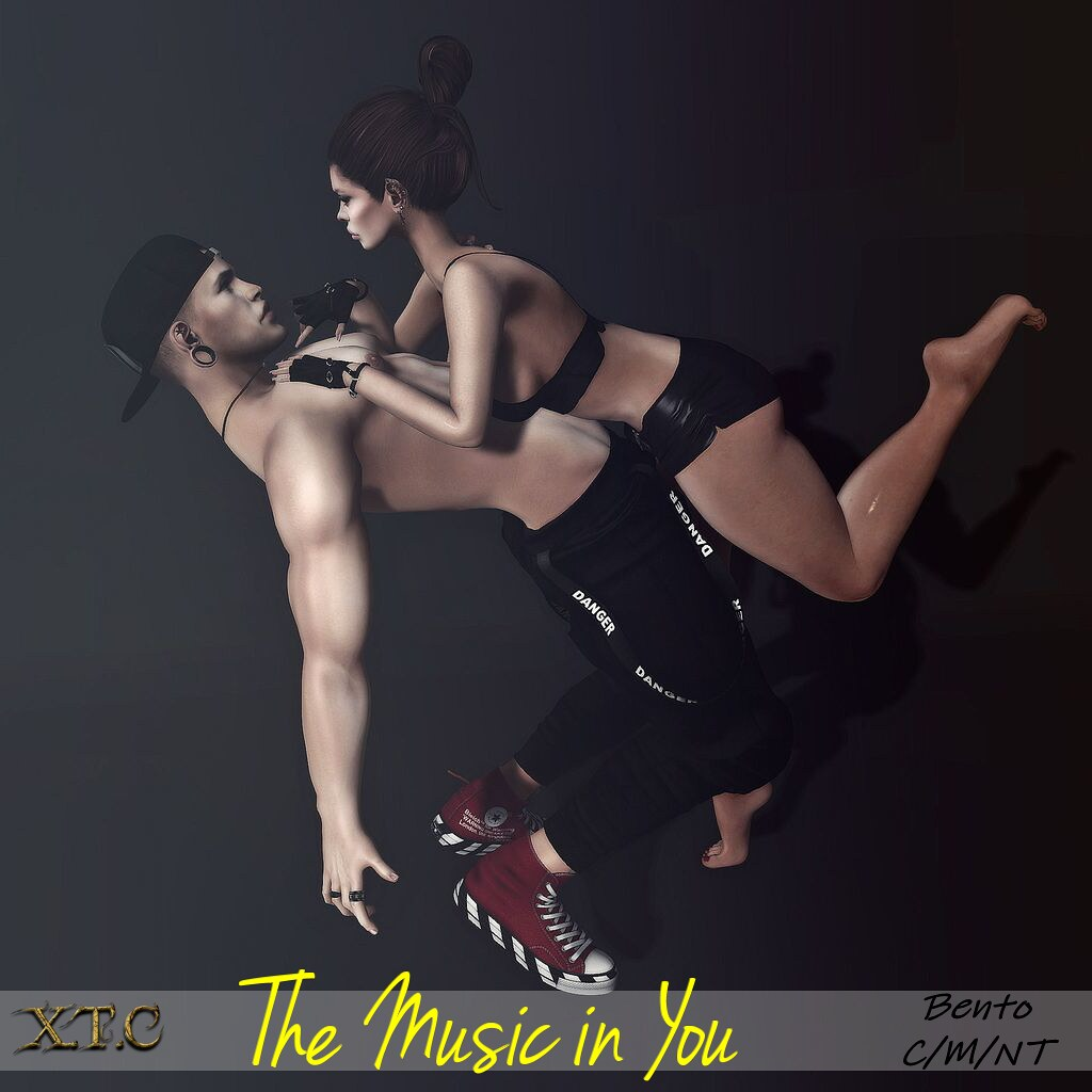 .The Music in You.  TWE12VE April
