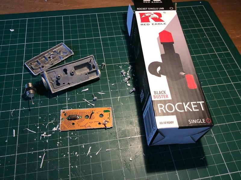 Octagon or Red Rocket? - BATC - Forum