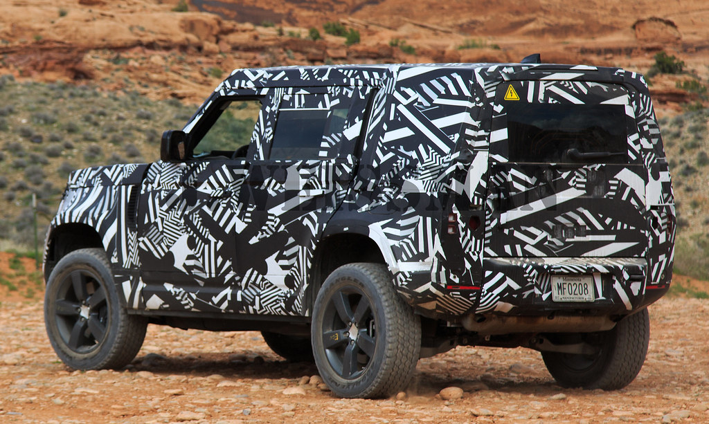 Range Rover Hybrid Defender 2021   Uncle Fjester   Flickr