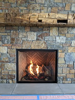 Town & Country Fireplace.   by Thompson's Hearth & Home