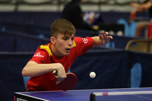 Iker González - ITTF Junior Circuit Premium French Open 2019