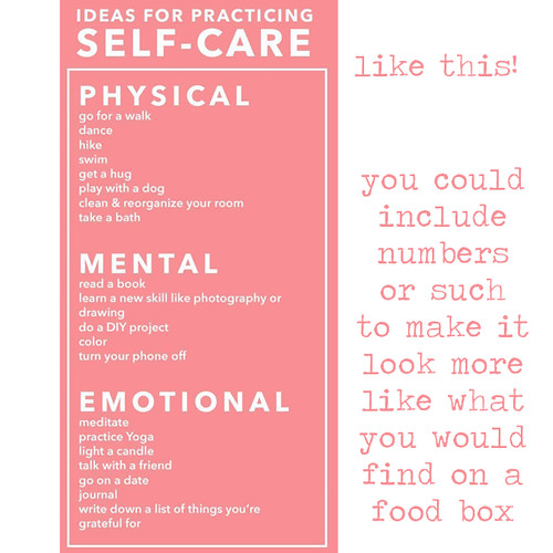 Nutrition Box   by jewright51901