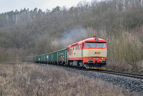 IDS 749 162-4 Mladá Boleslav Debř - Bakov nad Jizerou 16.3.2019 | by Tomáš Pelech