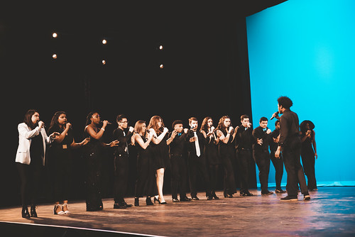 A cappella in the [Play]house | News | Hofstra University