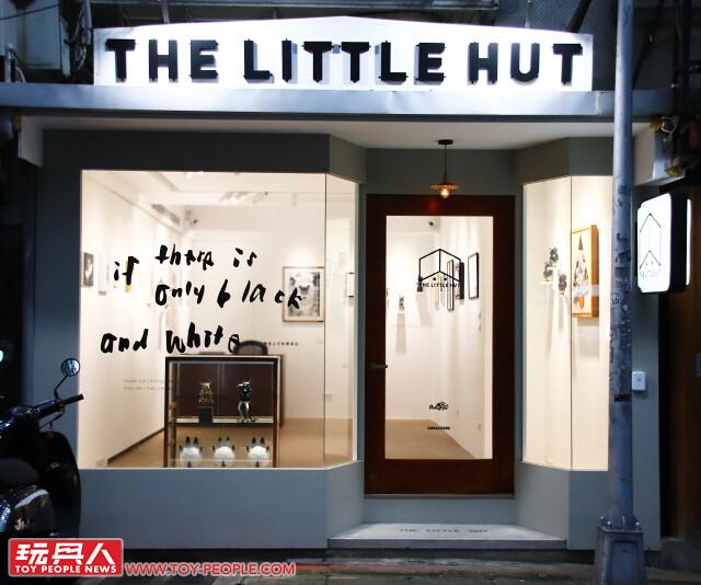 玩具探險隊【如果世上只有黑與白】If there is only black and white 藝術家團體展 at The Little Hut
