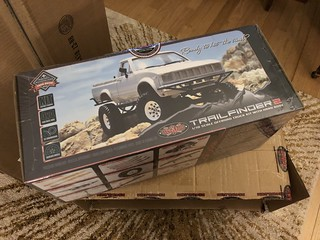 RC4WD Trail Finder 2 Hilux Build | by johnny anguish