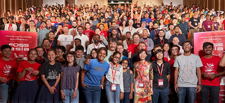Official standing group photo - FOSSASIA Summit 2019 | by comprock
