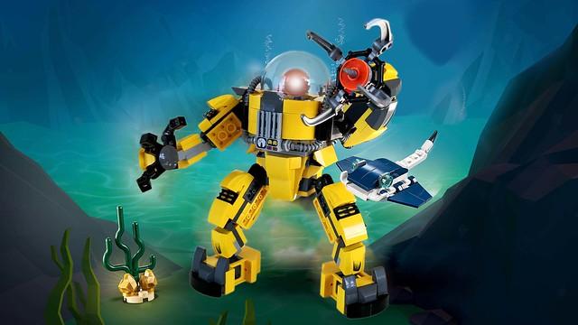 Lego 31090 revamp