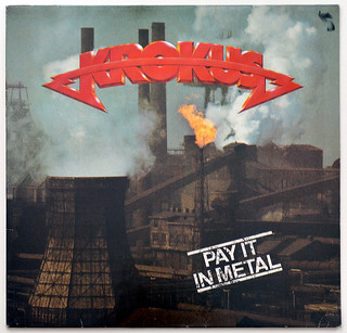 A0740 KROKUS Pay In Metal | by vinylmeister