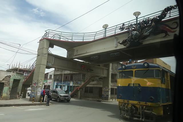 Bolivia - Oruro Pre-Carneval