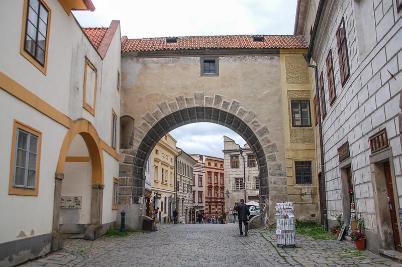 史普喬瓦西橋廊(Spojovaci Chodba) 1