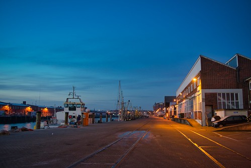 Winter morning in Cuxhaven | by cringe