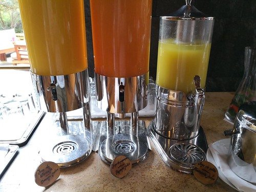 Juices in the buffet | by A. Wee