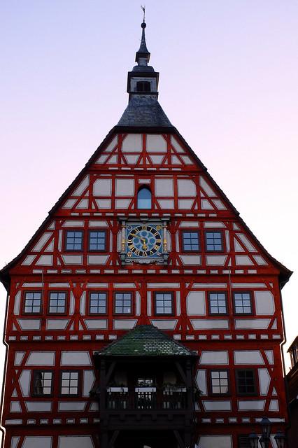 Besigheim - Rathaus