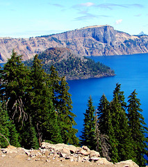 Crater Lake Blues, OR 8-13