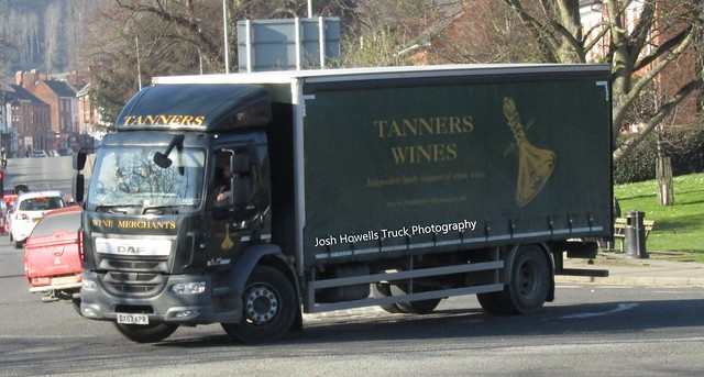 Tanners Wine DX67 KPR at Welshpool