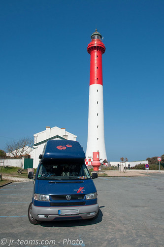 VW T4 Carthago Malibu @ Phare de la Coubre | by jr-teams.com - Photo