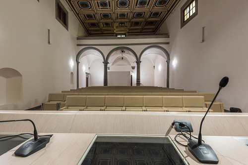 "Auditorium Polo Congressuale ""Le Benedttine"""