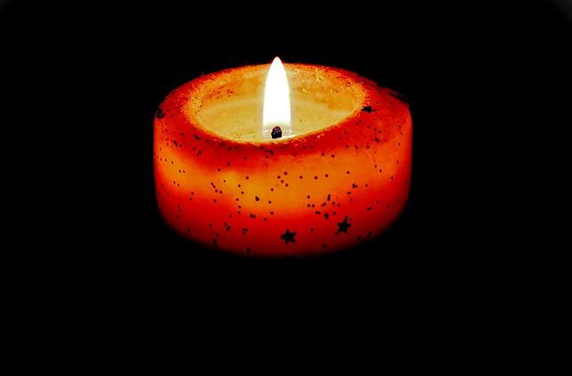 Perpignan candle