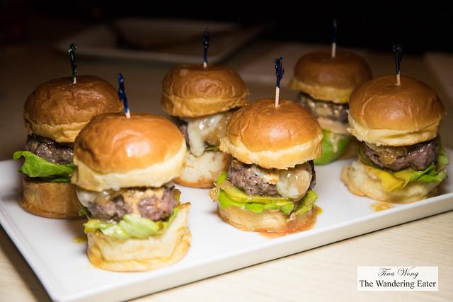 La Frieda burger silders (6 pack)