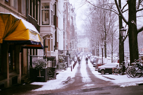 Amsterdam, Snow | by Amsterdamming