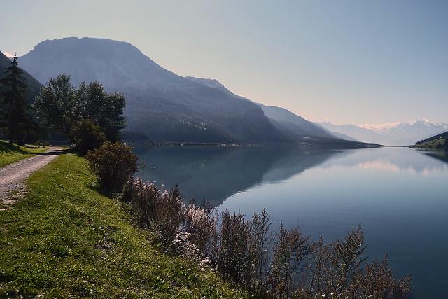 Reschensee, Graun im Vinschgau - Italy (1100803)