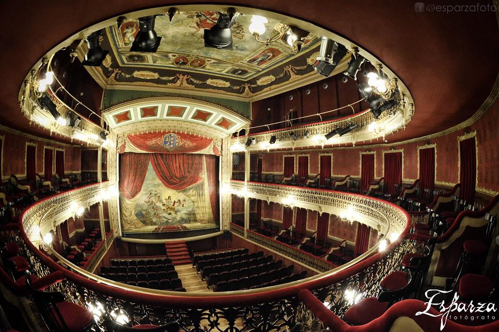 Teatro Vico. Jumilla (Murcia) Spain.