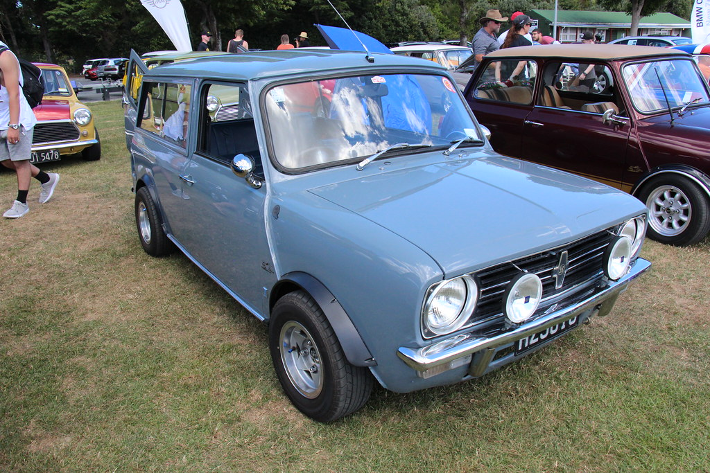 1976 Leyland Mini Clubman Estate England Morris Merged Wi Flickr