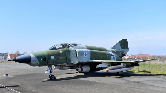 McDonnell Douglas RF-4E Phantom II c/n 4144 Germany Air Force serial 3562